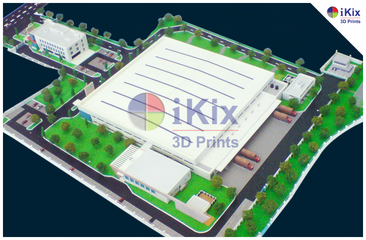 Plant and Factory Model 6