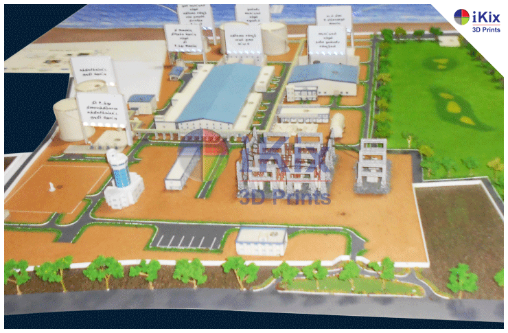 Plant and Factory Model 4