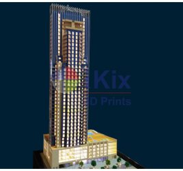 Square Tower for Tiger Properties Model