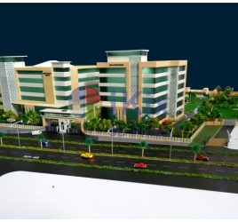 Nirali Memorial Medical Trusts Hospital Model