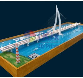 L&T Project - Kuttchipudi Bridge Model