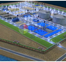 Ennore Regasification terminal project Model