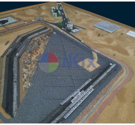 IBRI Sanitary Landfill Project Model